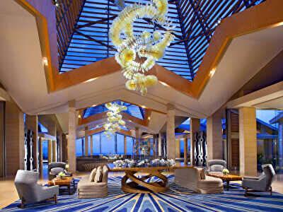Mulia Resort Main Lobby
