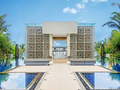 Harmony Chapel at Mulia Resort