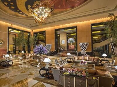 Hotel Mulia Senayan - The Grand Lobby
